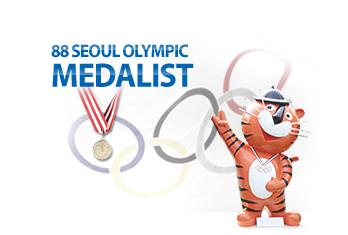 88 SEOUL OLYMPIC MEDALIST